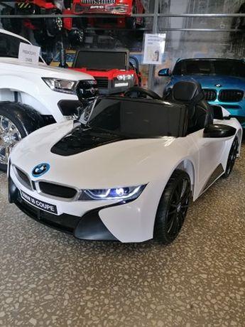 Samochód BMW i8 COUPE Lift na akumulator dla dzieci