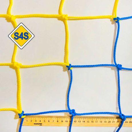 Сетка заградительная оградительная узловая S4S от 17 гривен за 1 м.кв