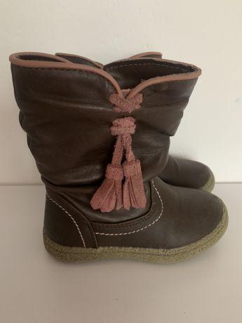 Buty zimowe kozaki kozaczki George 14.5 cm roz 5