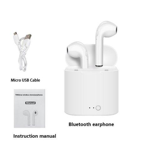 I7s TWS fones de ouvido sem fio Bluetooth