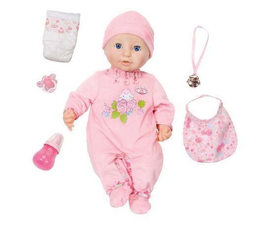 2 ПО ЦЕНЕ 1 Интерактивная кукла Беби Аннабель Zapf Creation 794401