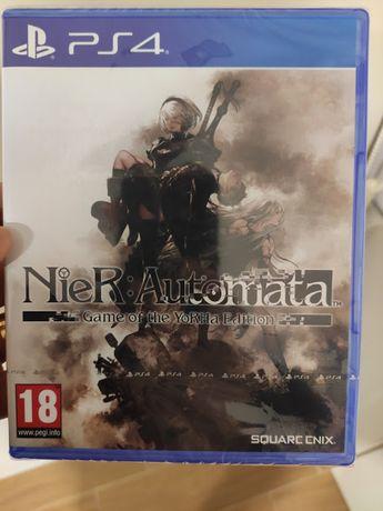 NieR Automata Game of the Year Edition PS4 NOVO SELADO
