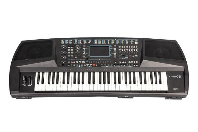 Ketron X1 - keyboard