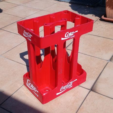 Skrzynka Coca-Cola na butelki dla kolekcjonera