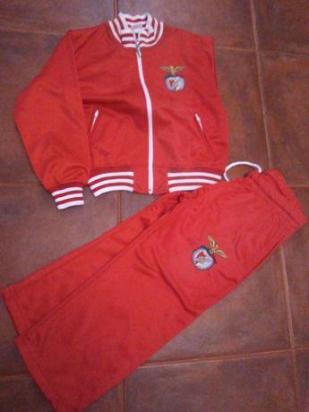 Fato treino Benfica