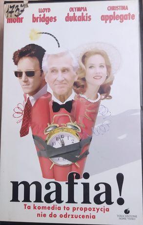 MAFIA !!! Kaseta VHS video !!!