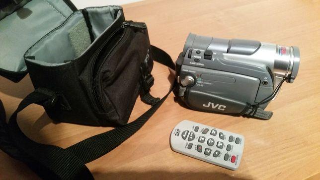 Kamera analogowa JVC gr-d40e