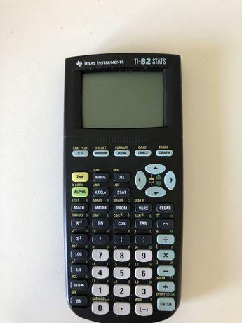 Calculadora Grafica texas ti-82 stats