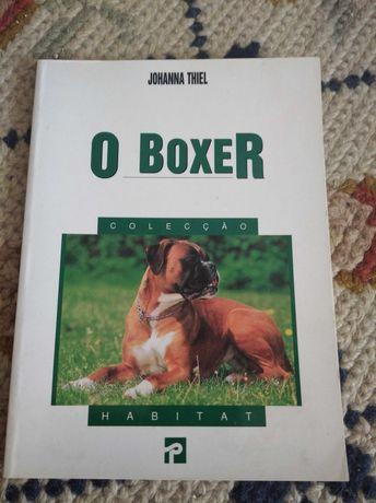 Livro sobre «O Boxer»