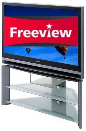 Sony Rear projection Tv impecavel!descida!