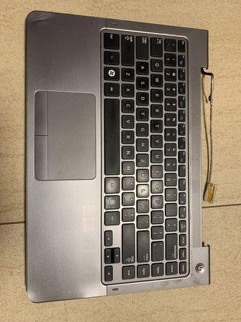 Klawiatura + płyta główna Samsung Notebook