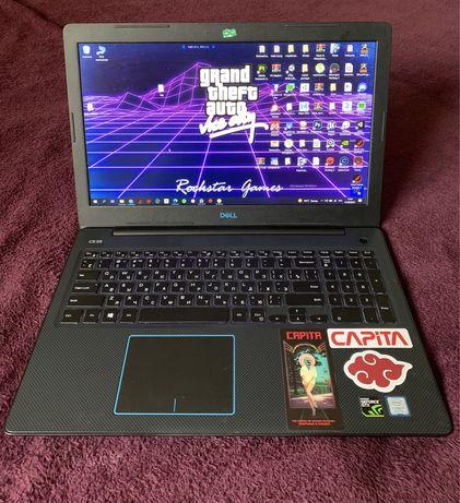 Игровой ноутбук DELL G3 3579