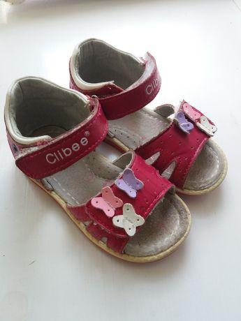 Дитячі босоніжки Clibee