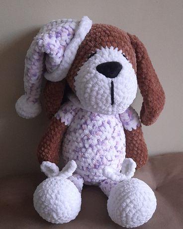 Іграшка ручна робота, собачка Соня