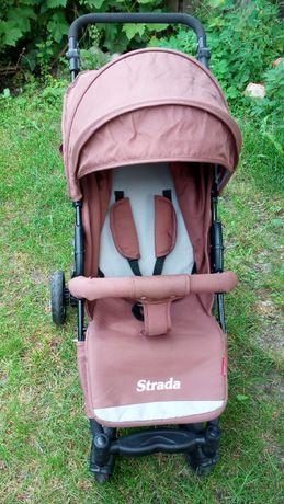 Прогулочная Коляска CARRELLO Strada (зима- лето) Состояние новой