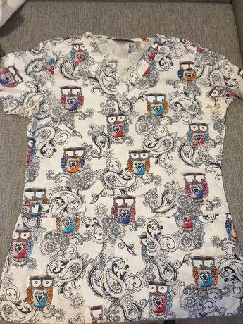 Bluzy medyczne Cherokee różne wzory