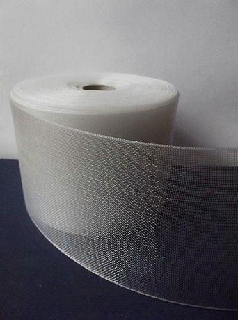 TAŚMA DO PRZELOTEK usztywniająca żyłkowa pod przelotki 10 cm