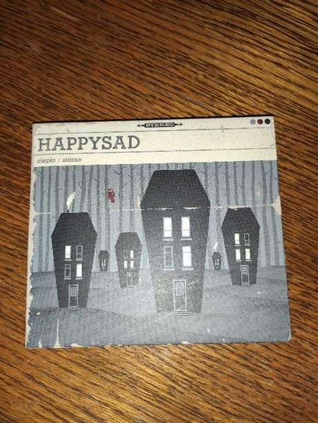 Happysad - Ciepło-Zimno / CD/ 2012 Mystic, digi/ ciepło