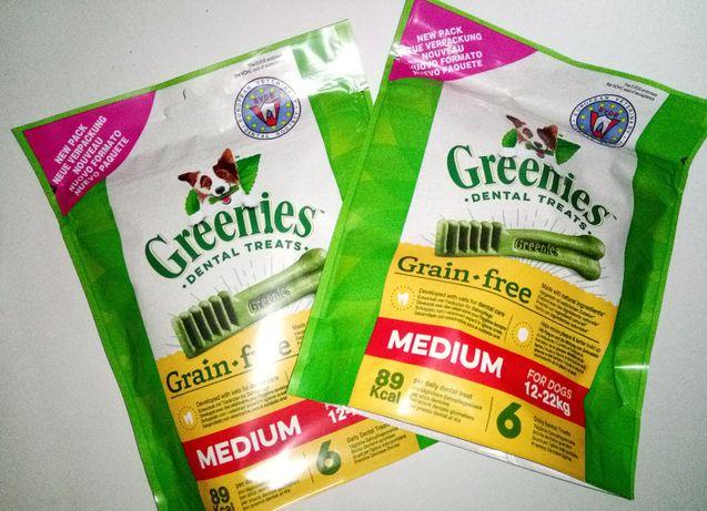 przysmak do pielęgnacji zębów GREENIES jak Dentastix 36-sztuk -1 KG!