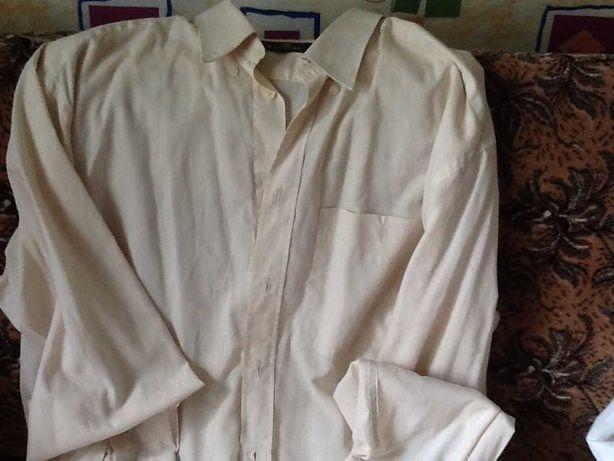 Рубашка мужская  р52 54