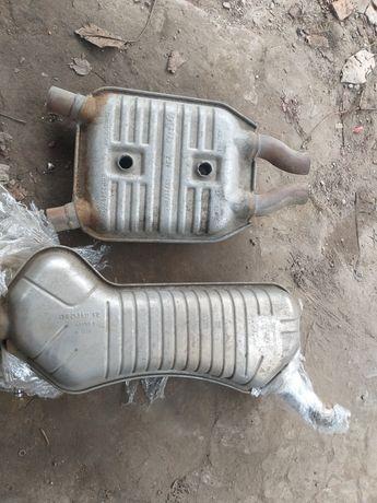 Продам глушитель резонатор на Ауди с5