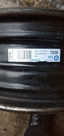 Продам диски kia r14