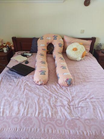 Подушка для беременных 170см