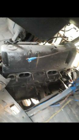 Мотор 2,3 2,4 до мерседес 208-309