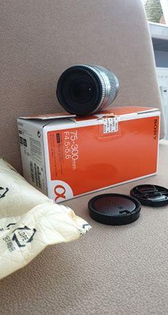 Obiektyw Sony 75-300mm f/4.5-5.6