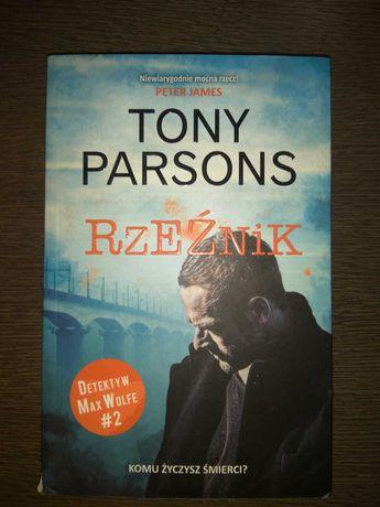 Tony Parsons Rzeźnik