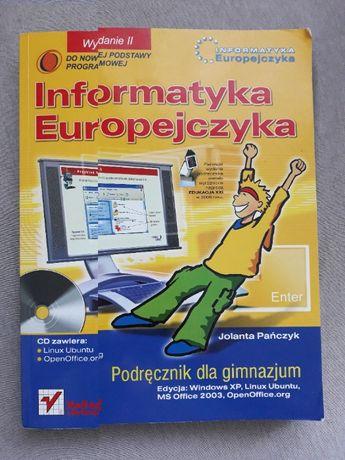 Informatyka Europejczyka nowy podręcznik