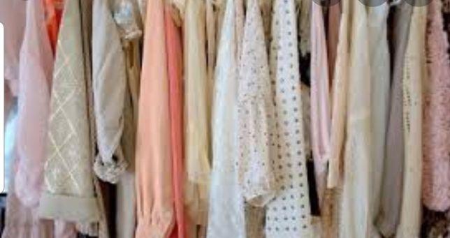 Wszystkie ubrania łącznie za 100 zł!