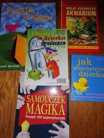 Zabawa, książki