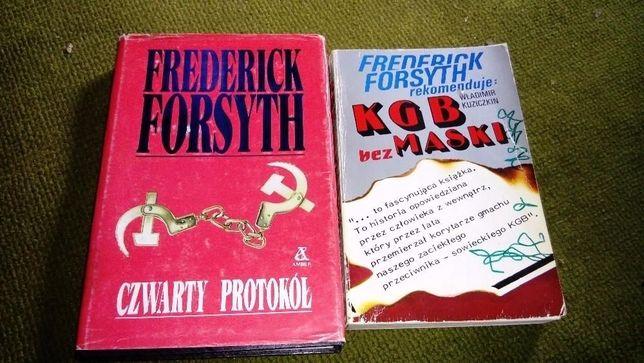 Frederick Forsyth- Czwarty protokół, KGB bez maski