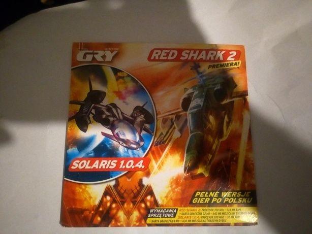 red shark 2 solaris 1.0.4