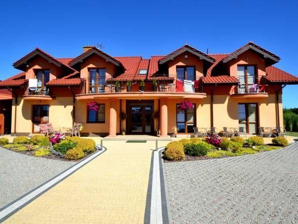 Wakacje 2021 Noclegi, pokoje, apartamenty w Villa Marcus w Rowach bon