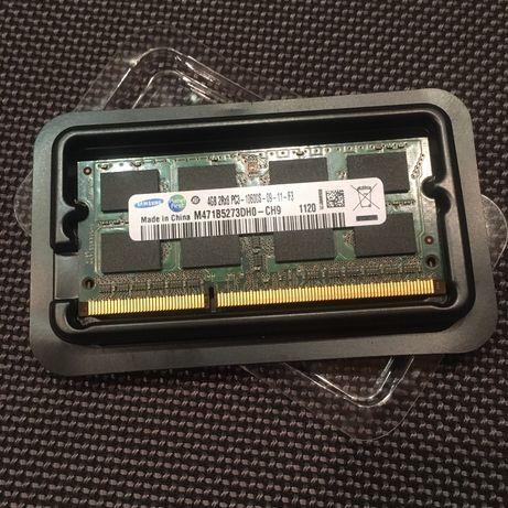 DDR3 для ноутбука 4Gb / 1800₽