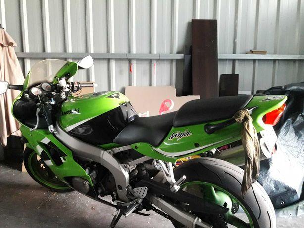 Kawasaki  ninja 636R