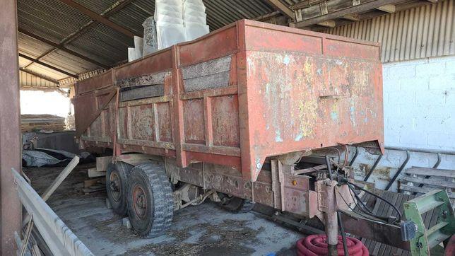 Przyczepa wywrotka rolnicza 12 ton