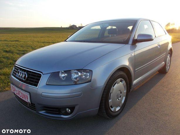 Audi A3 ***Sprowadzony Opłacony***1.6 Benzyna**2004r**Nowy model**kLIMA DZIAŁA