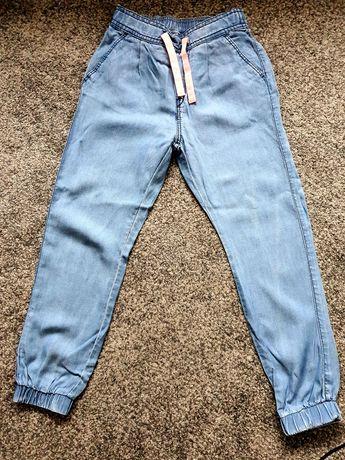 Nowe spodnie jeansowe H&M rozm. 116