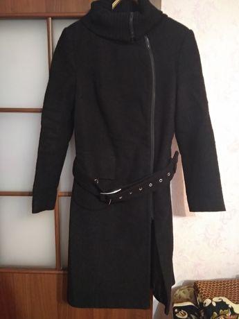 Женское пальто- косуха осень- весна