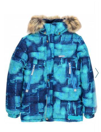 Зимняя куртка на мальчика Lenne City(Эстония), р.128