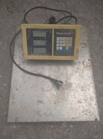 Продам весы электронные 300 кг