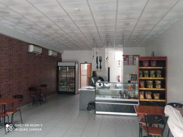 Oportunidade de negócio Take-Away café restaurante ou recheio de café
