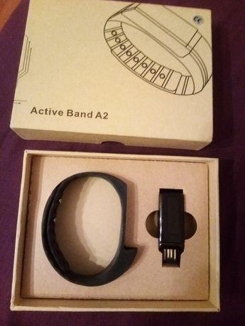 Opaska sportowa smartwatch A2