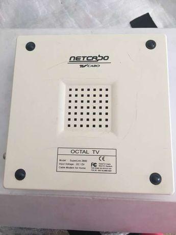 Router Octal TV - Novo