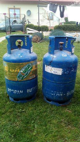 Butle gazowe 11kg GASPOL