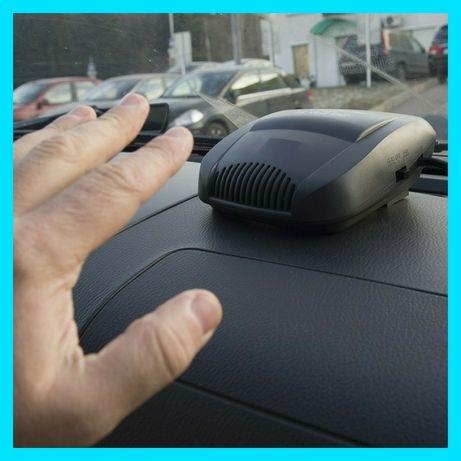 Автодуйка тепловентилятор обогреватель для салона авто машини для