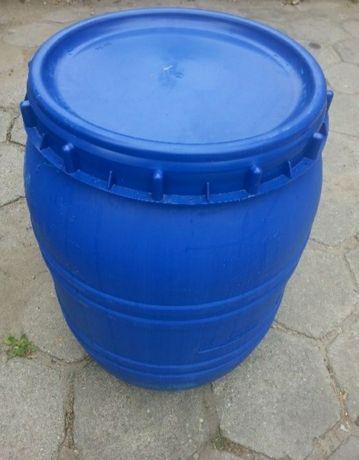 Nowe Beczki plastikowe beczka 70 litrów